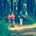 Berry Festival Trail Run 2017